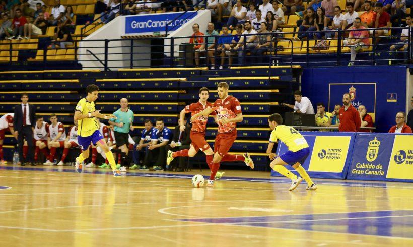 Crónica Jornada 28| Victoria 2-5 ante Gran Canaria para seguir en la lucha por el liderato