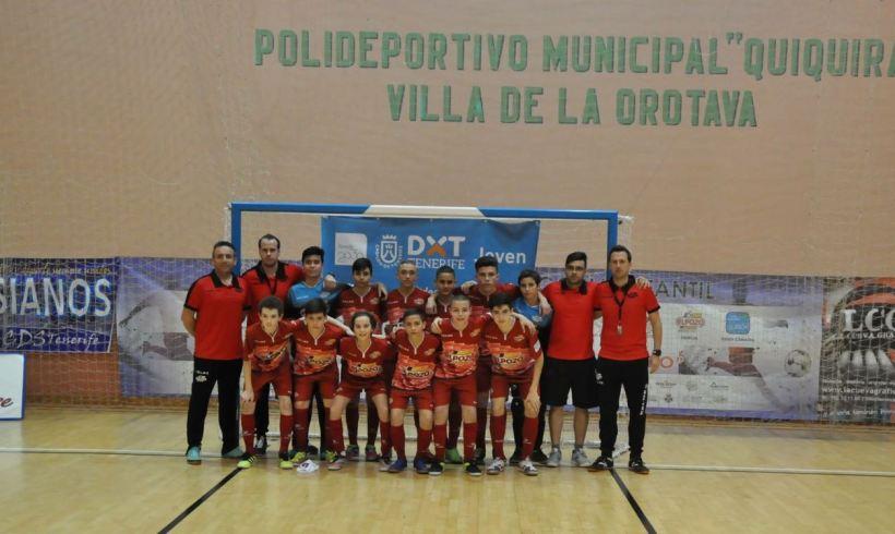 ElPozo Murcia FS y sus Bases: Horarios y Clasificaciones/ III Torneo Infantil Villa de La Orotova