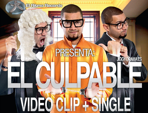 Jiggy Drama - El Culpable