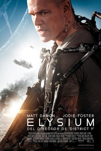 Elysium [2013] [BrRip] [1080p] [Latino-Ingles]