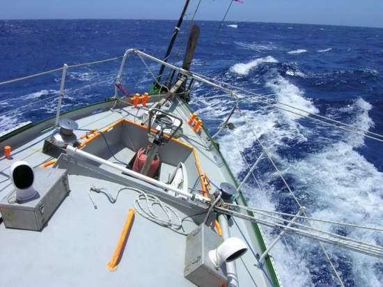 A good sailing breeze