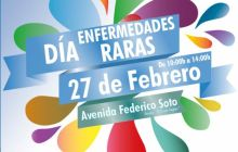 Mañana 27 celebramos el Día de las Enfermedades raras en Alicante con