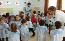 Fiesta y canciones en inglés con el Liceo Pierre Deschamps (video)