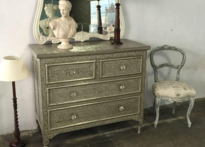 Restauraci n de madera de roble el taller de lo antiguo - Limpiar muebles de madera ...