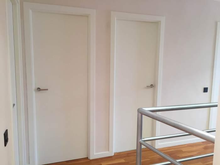6 pasos para pintar las puertas de casa el taller de - Pintar puertas de blanco ...