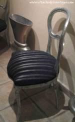 Como tapizar una silla