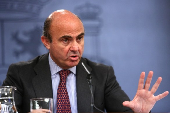Luis de Guindos - PIB