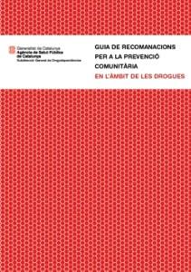 guia recomanacions prevenció comunitària