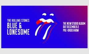 The Rolling Stones estrenarán disco en diciembre