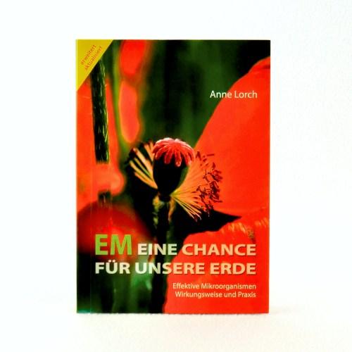 Produktbild EM Anne Lorch Eine Chance für unsere Erde