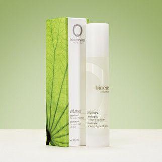 Produktbild bioemsan Deodorant