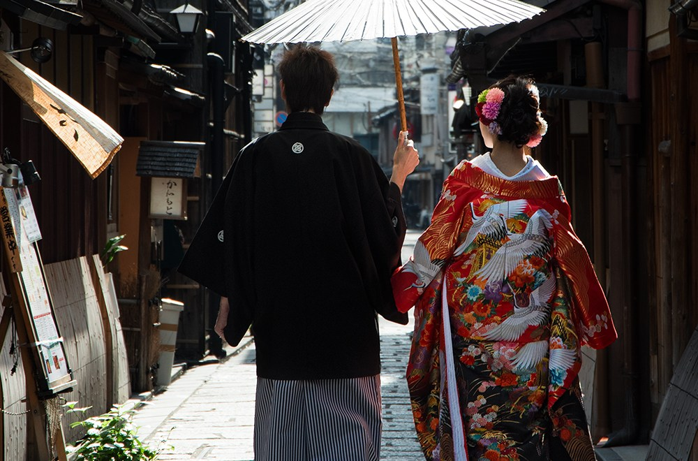 couple in kyoto_1000