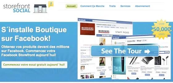 application-facebook-e-commerce-storefront-social