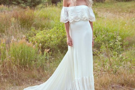 excellent country style wedding dresses new dresses 4
