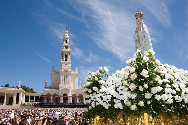 Fátima um dos maiores centros de peregrinação mariana do mundo