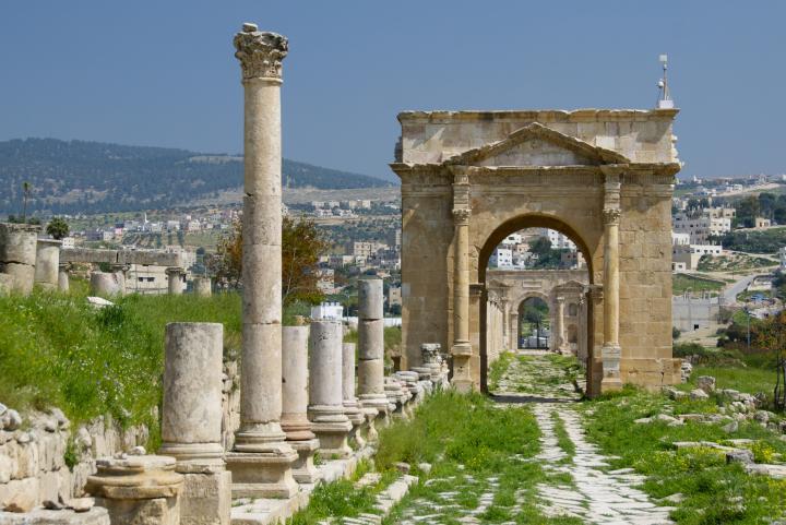 Destino: Jordânia - berço dos mais antigos povoados e aldeias