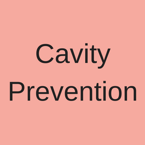 Things are Better With a Plan-Plan to Prevent Cavities
