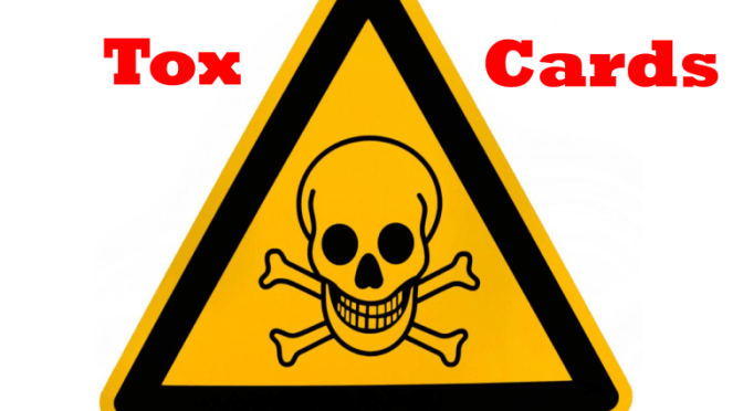 Toxcard: DigiFab for Digoxin Toxicity