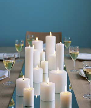 candles table setting 300 Mirror Mirror On The Wall