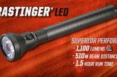 Streamlight launches a new 3AA propolymer safe torch