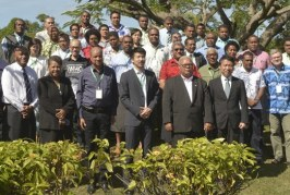 Fiji private sector steps up to help in national disaster management