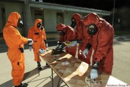 3rd International CBRNe Workshop in Rome: a unique meeting with risk scenarios' professionals