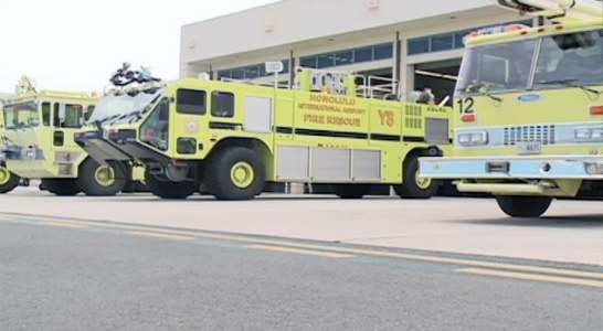 Funds for Honolulu International Airport to improve safety operations
