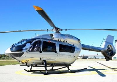 Eurocopter H145 – Mercedes Benz StyleFoto: Marcus Schlaf 01.10.2015