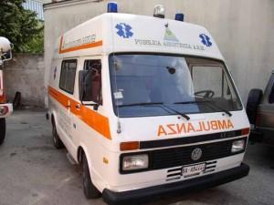 foto 3 ambulanza lasamea