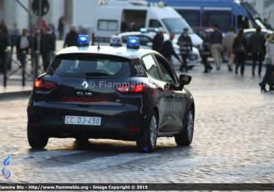 Renault Clio IV Carabinieri – Fiammeblu