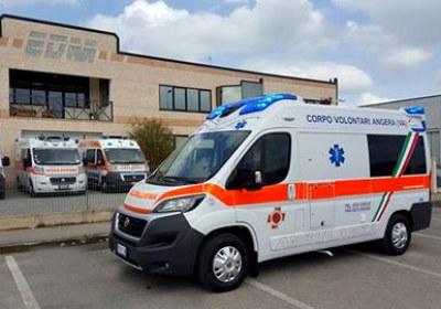 CVA – Corpo Volontari Ambulanza.