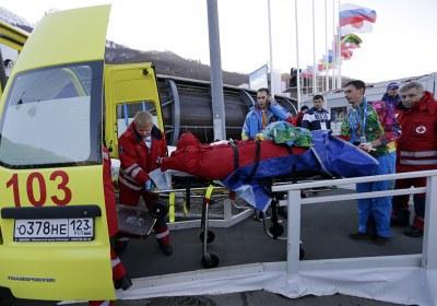 Sochi Olympics Bobsleigh Men
