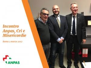 La foto del meeting dal sito ANPAS