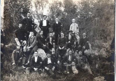 149) Soci Fondatori primi '900