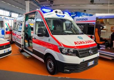 Crafter Ambulanza
