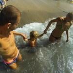 Azi, 30 august 2014, pe Playa del Duque