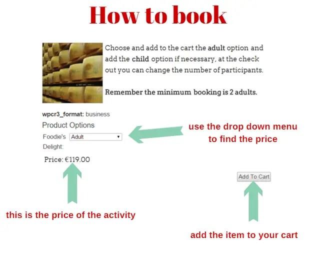 explainbooking