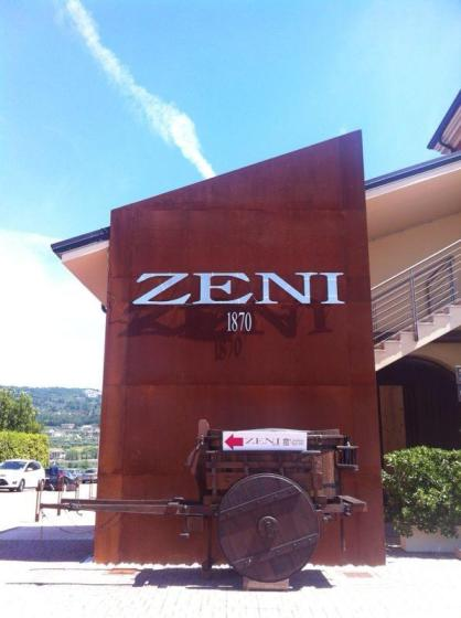 Zeni one of the most renowned Amarone producer in the Valpolicella