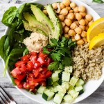 Greek Quinoa Buddha Bowl & A Special Announcement!