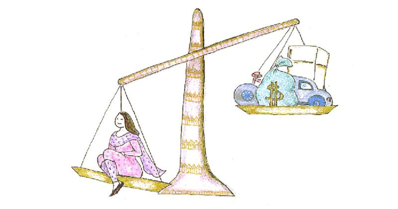 രണ്ടു ലക്ഷം രൂപ സ്ത്രീധനം നല്കിയില്ല: വരന് വിവാഹത്തില് നിന്ന് പിന്മാറി