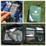 Win a First Aid Kit and Vidisan Natural Eye Drops