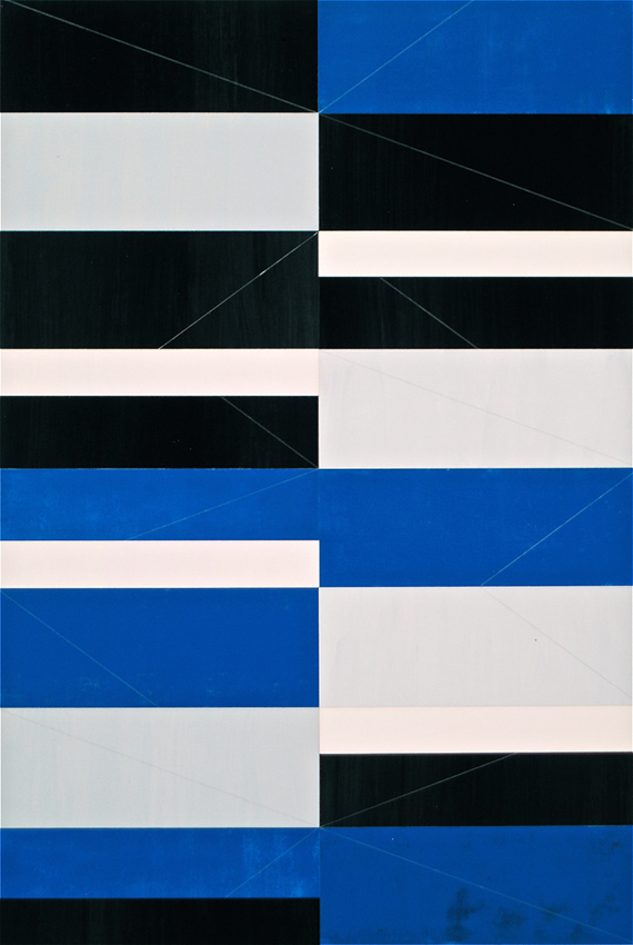 TREVOR SUTTON Irish Painting (for Jack), 2011, oil and paper on board, 94 x 63.5cm
