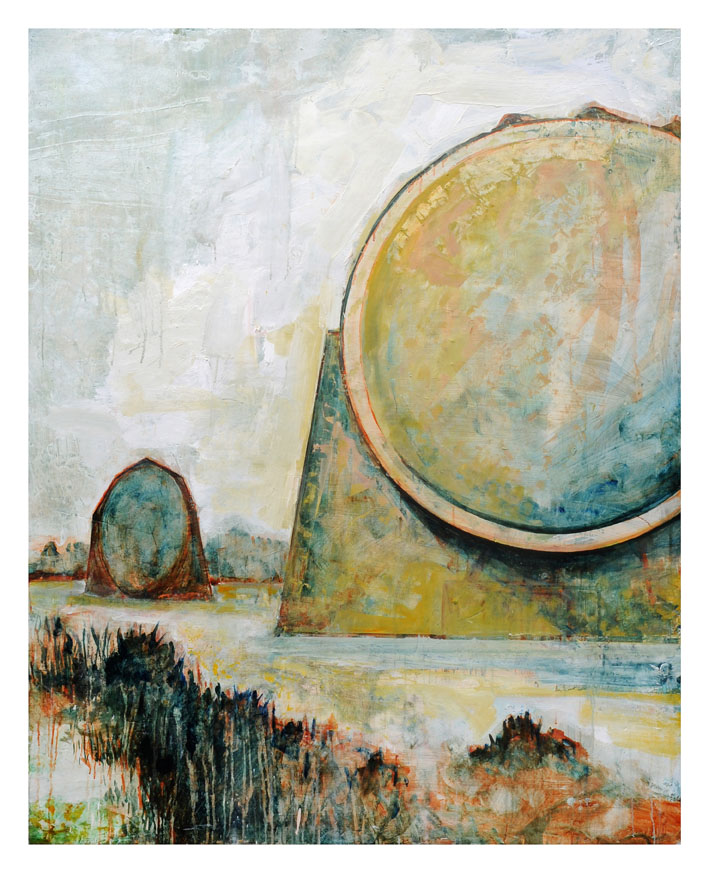A Sketch for the Sound Mirrors, 2015