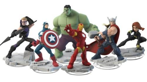 Marvel Disney Infinity 2.0