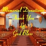 Memorial Donations (640x427)