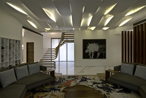 ribbon-ceiling