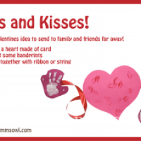 Send hugs and kisses this Valentines!