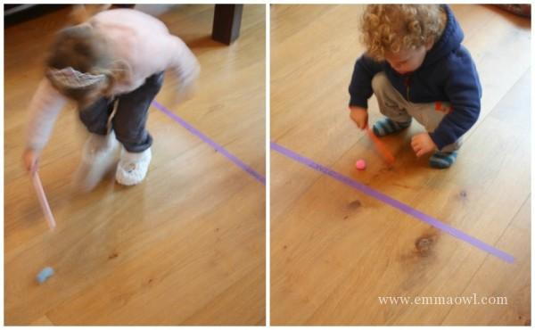 Pom Pom Kids Activity