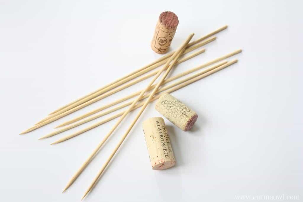 Materials Cork Herb Market