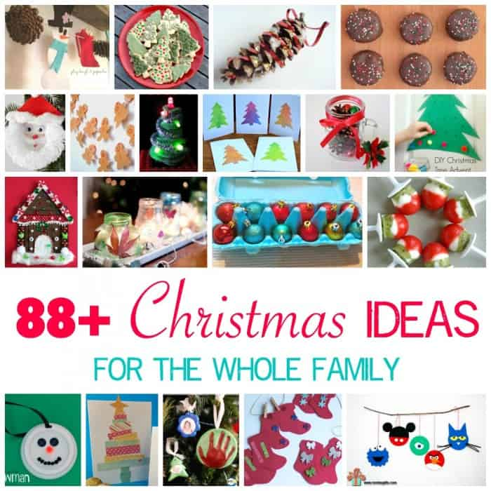 88+ Christmas Ideas for the Whole Family - PELITABANGSA .CA
